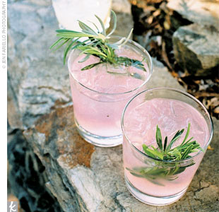Cheeky Rose Cocktail