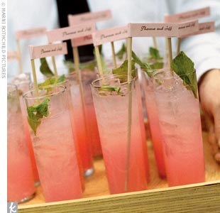 Pink Grapefruit Mojito