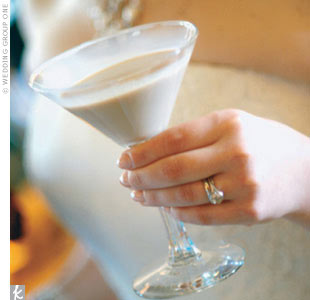 Godiva Chocolate Martini