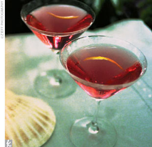 Pink Cosmopolitans