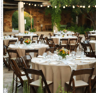 Wedding Reception Decoration Rentals