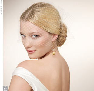 Look 6: Polished Chignon