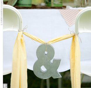 The Reception Decor