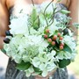 Natural Bridesmaid Bouquet