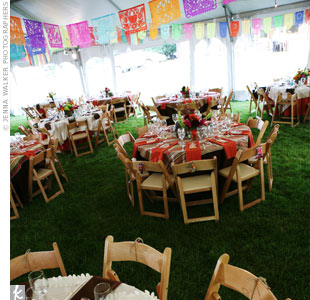 Fiesta Wedding Reception