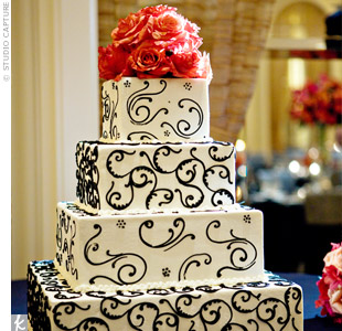 Small Wedding Cake Ideas