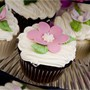 Flower Wedding Cupcakes