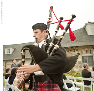 Bagpipe Ceremony Music