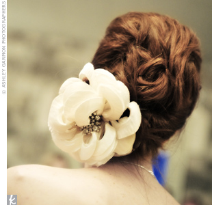 Vintage Wedding Hairpiece