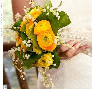 Heirloom Bridal Bouquet