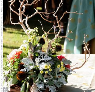 Natural Ceremony Arrangements