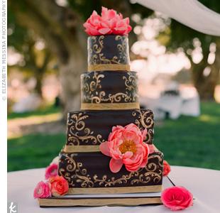 Gluten-Free Wedding Cake