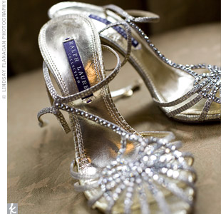 Sparkle Bridal Shoes