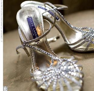 Sparkle Bridal Shoes