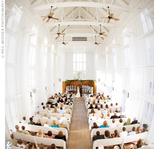 White Church Ceremony