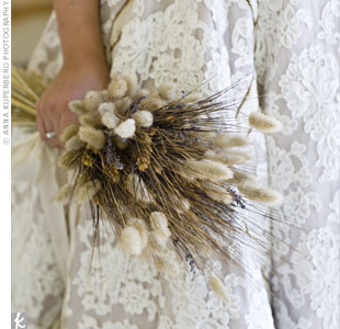 Brown Wedding Bouquet