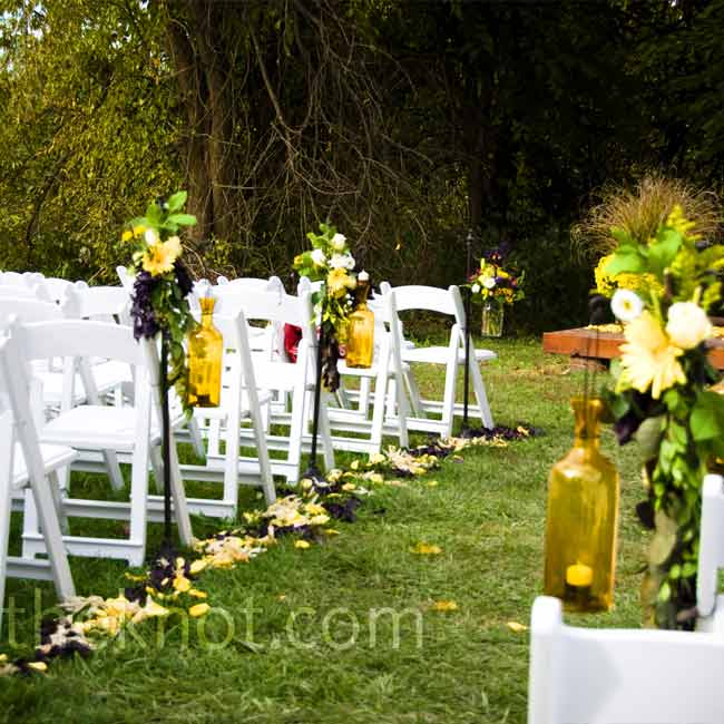 Outdoor Fall Wedding Decorations Ideas: 301 Moved Permanently