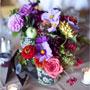 Vibrant Garden Centerpieces