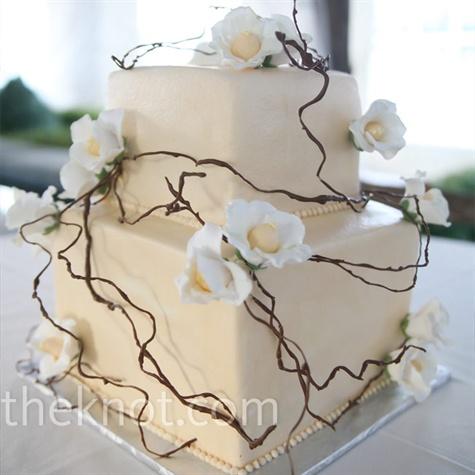 Square Vine Cake