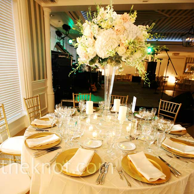 Gold Wedding Table Decorations: 301 Moved Permanently