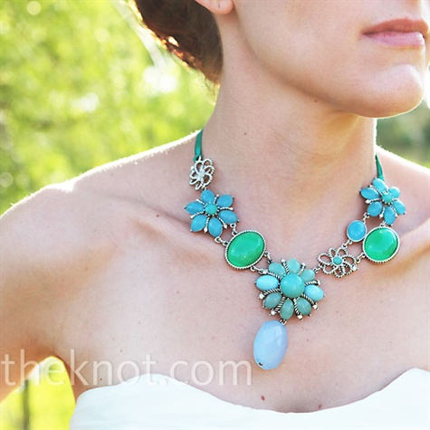 Turquoise Wedding Jewelry