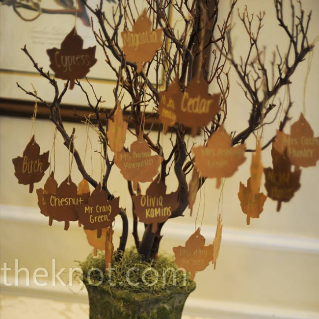 Tree Themed Wedding Ideas: 301 Moved Permanently
