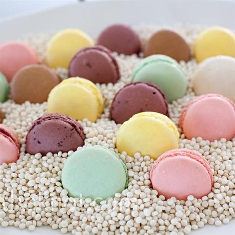 Wedding Macaroon Desserts