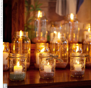 Rustic Wedding Decorations on Rustic Wedding In Galena  Il