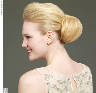 Oversized Chignon