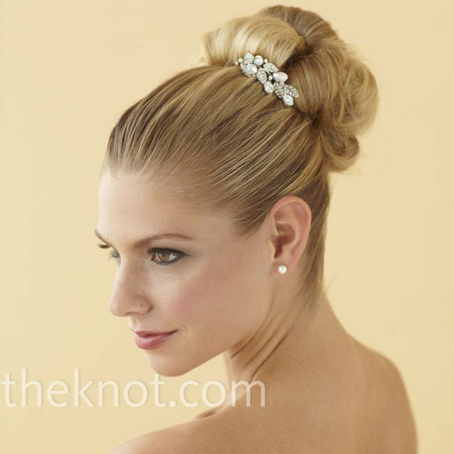 Woven Bun
