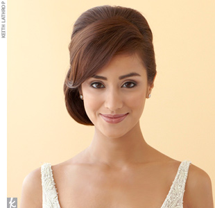 The Side-swept Updo