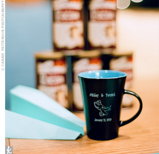 Coffee Mug Favors