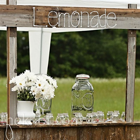 Ball Jar Favors