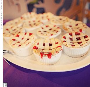 Individual Mini Desserts
