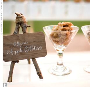 Dessert Only Reception