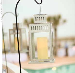 Hanging Lantern Decor
