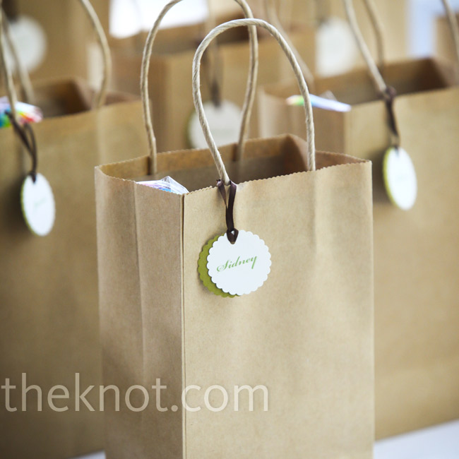 Ideas For Wedding Favor Bags : Click on image to close.