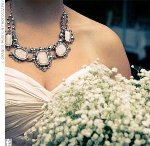Vintage Wedding Necklace