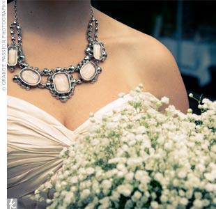 Vintage Wedding Necklace
