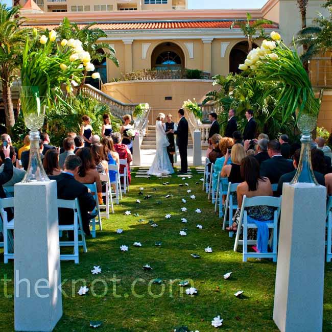 Sarasota Outdoor Kitchens: A Traditional Wedding In Sarasota, FL