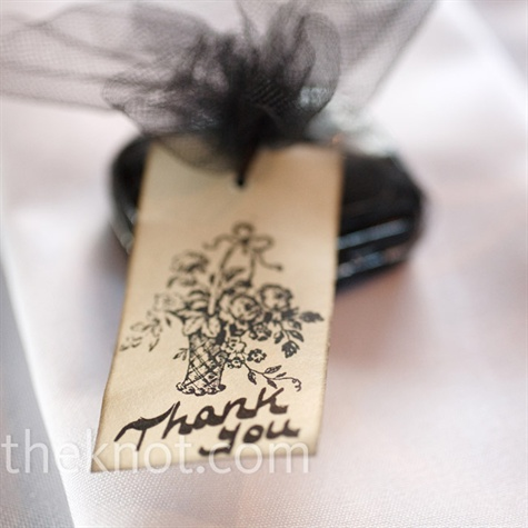Wedding Mint Favors