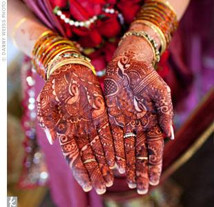 Tradtional Indian Henna
