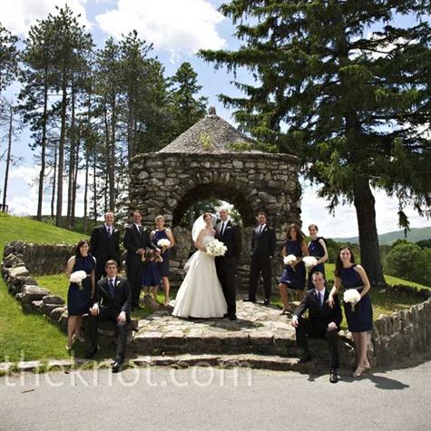 Navy Blue Bridesmaid Dress on Wedding Dresses Engagement Rings Bridesmaid Dresses Wedding Rings