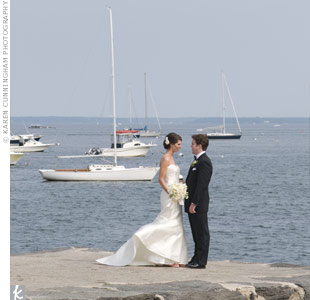 Harbor Wedding Location