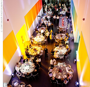 Chicago Museum Of Contemporary Art Wedding