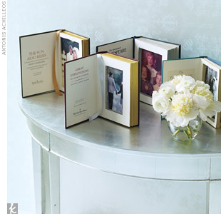 Book Photo Display