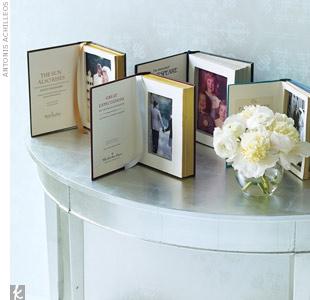 Book Photo Display