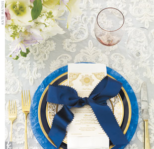 Royal Place Setting