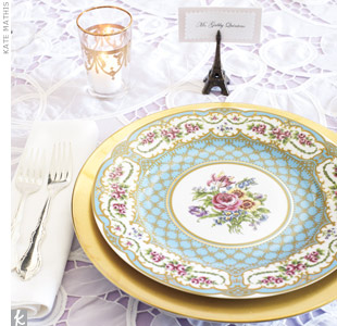 French Place Setting