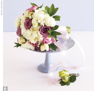 Lush Garden Bridal Bouquet